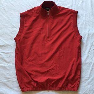 Callaway pullover golf vest M